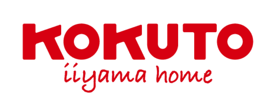 KOKUTO iiyama homeのロゴ