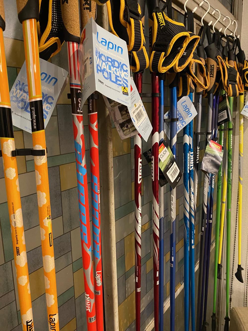 ◆ノルディックスポーツ専門店「Lapin Nordic Sports」◆の写真3